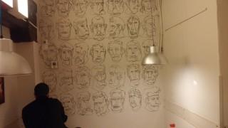 Mural La Pappardella 1