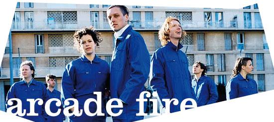 Arcade Fire en el FIB Benicassim 2011