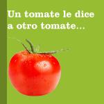 """Un tomate le dice a otro tomate... descubre a los personajes más simpáticos de Al Pomodoro.   Un pomodoro dice ad un altro pomodoro.....scopri i personaggi piú simpatici de """"Al Pomodoro"""". One tomato says to the other tomato… meet some fun characters at Al Pomodoro"""
